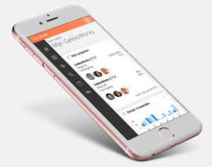 beGuru: ook op je mobiel