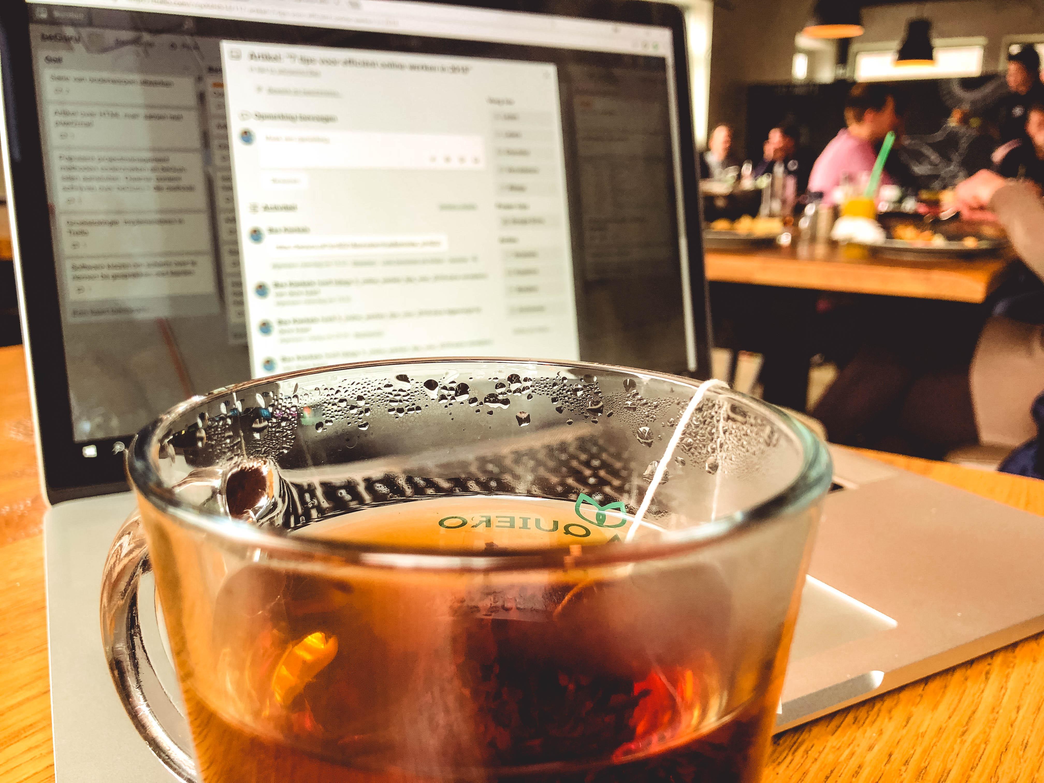 7 tips voor efficiënt online werken in 2018