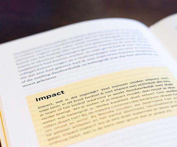 Focus op impact