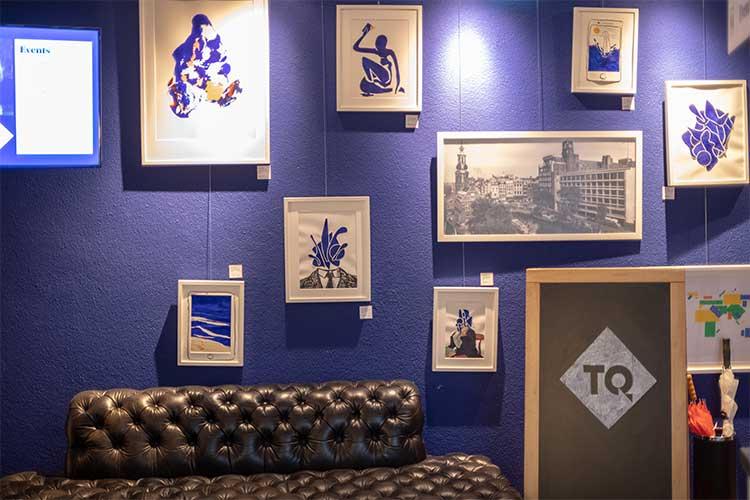 Een impressie van het kantoor van TQ en TNW te Amsterdam