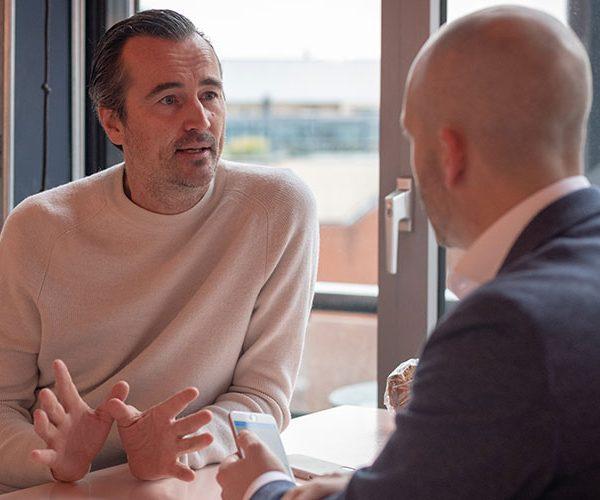 Boris Veldhuijzen van Zanten interview door beGuru