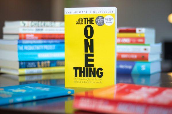 Boekcover The One More Thing van Gary Keller