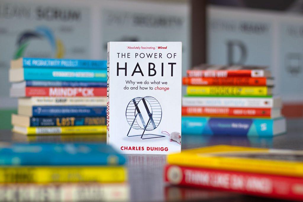 Boekcover The Power of Habit van Charles Duhigg