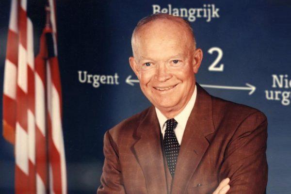Eisenhower Matrix methode